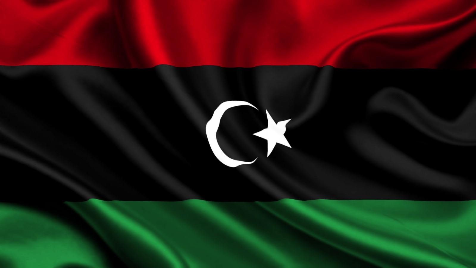 Libia bandiera