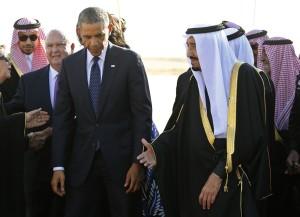 Obama a Riyad: dare il buon esempio