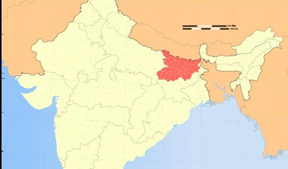 Stato del Bihar