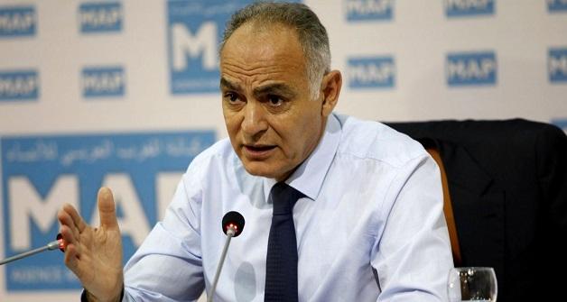 Ministro degli Esteri marocchino Mezouar