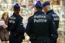 polizia belga
