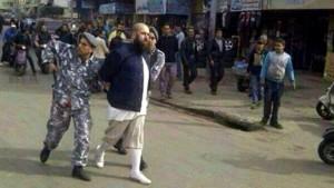 L'arresto di Hussein Charafeddine nel 2014