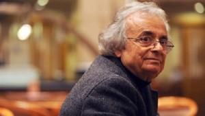 Il poeta siriano Adonis