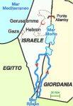 Giordania e Israele firmano accordo per progetto nel Mar Morto