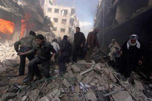 Distruggere la violenza in Siria con altra violenza?