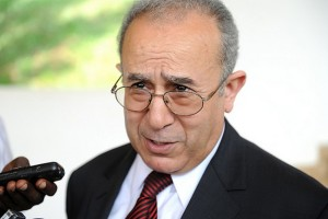 Ramtane Lamamra ministro esteri algeria