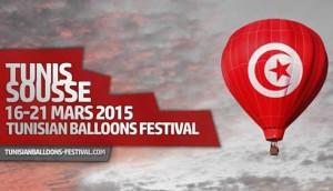 tunisia festival mongolfiere