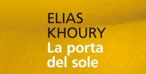 La porta del Sole, Elias Khoury