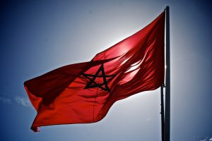 Bandiera del Marocco