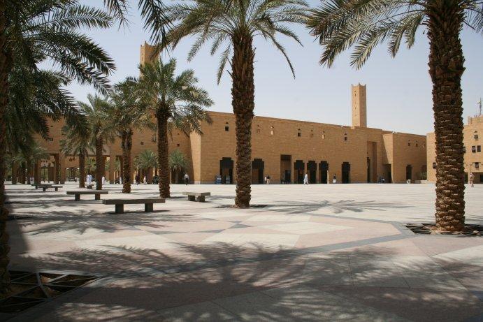 piazza Dira, Riad
