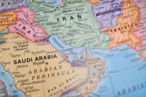 Iran Arabia Saudita Golfo