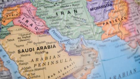 Iran Arabia Saudita Golfo qatar