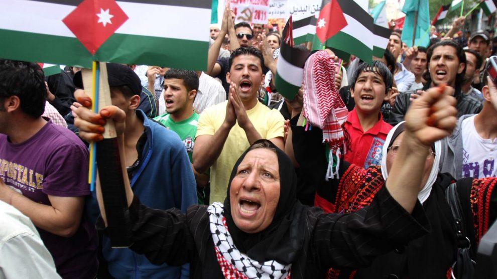 Palestina intifada