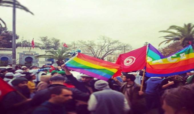 Tunisia solidarietà LGBT