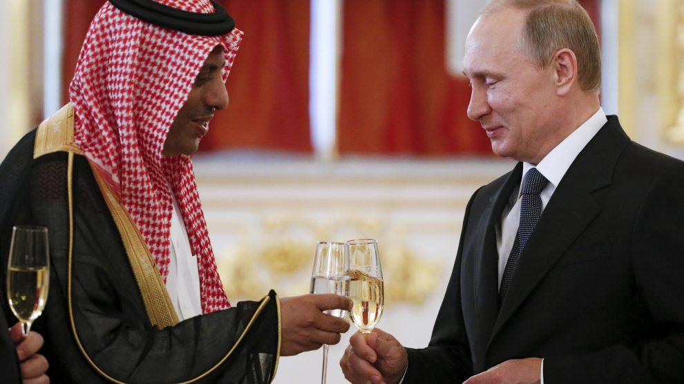 Dialogo Tra Russia E Arabia Saudita Con O Senza Assad