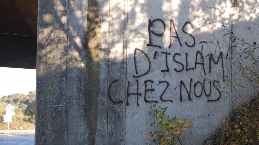 islamofobia francia