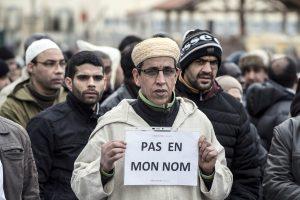 musulmani anti terrorismo