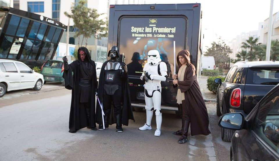 fan club di Star Wars Tunisia