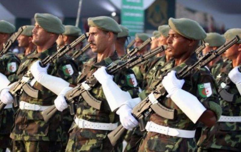 esercito algerino