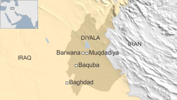 barwana iraq