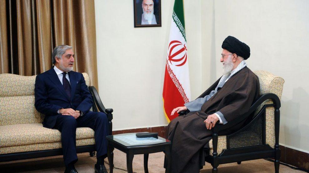 Ayatollah khamenei e abdullah abdullah