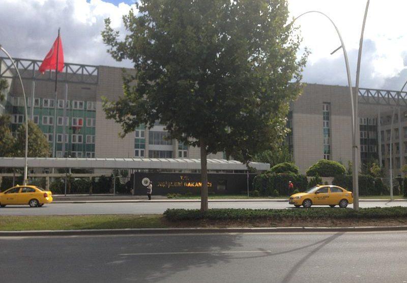 Ministero Affari Esteri Ankara Turchia © Vikiçizer - Wikipedia