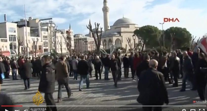 istanbul esplosione 12/01/2016