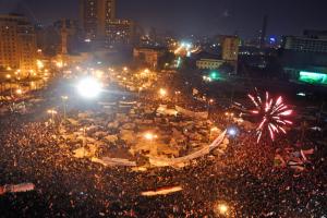 rivoluzione egitto tahrir
