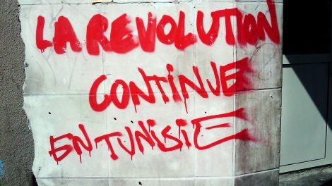 rivoluzione tunisia