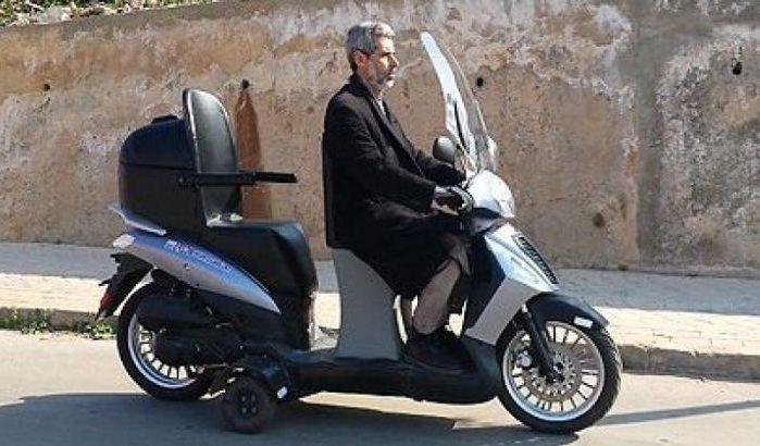 moto taxi di Bachi Habibi