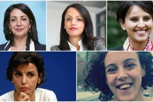 donne arabe in politica UE