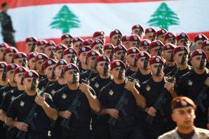 esercitoLibano