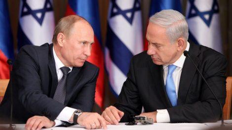 israele russia
