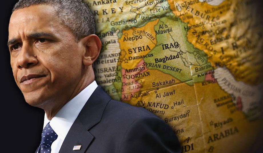 obama medio oriente