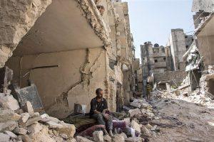 siria aleppo fabbriche