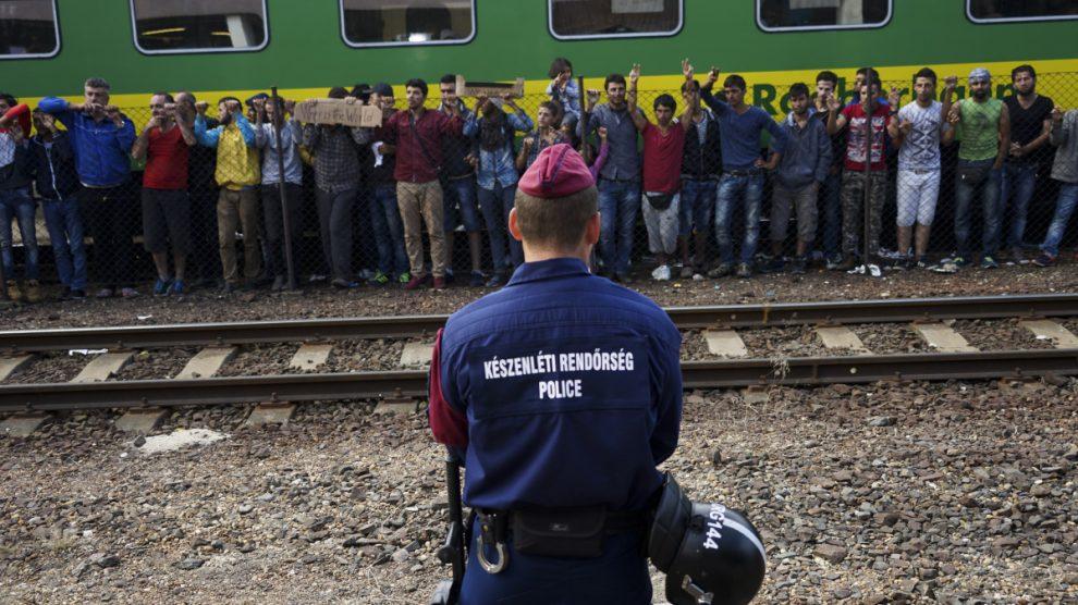 crisi rifugiati europa