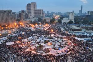 primavera araba piazza tahrir egitto