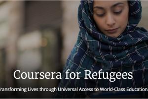 coursera rifugiati