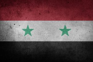 Bandiera siriana Siria