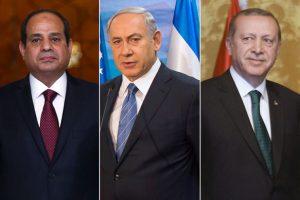 egitto israele turchia