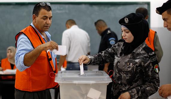 elezioni palestina