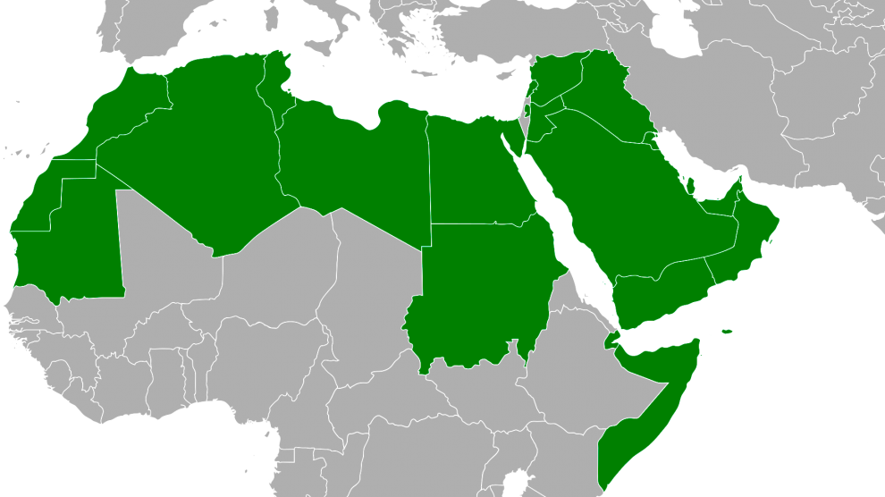mondo arabo arabismo