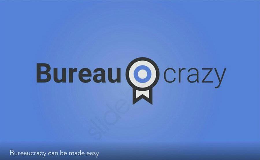 Bureaucrazy app