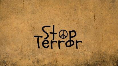 stop terrorismo