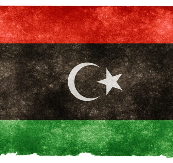 libia bandiera libica