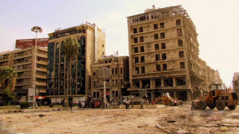 aleppo-guerra-siria ricostruzione