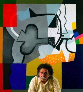 Sabra e Shatila versione Guernica, l'opera di Dia Al-Azzawi