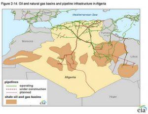 L'Algeria tra sogni energetici e incubi climatici