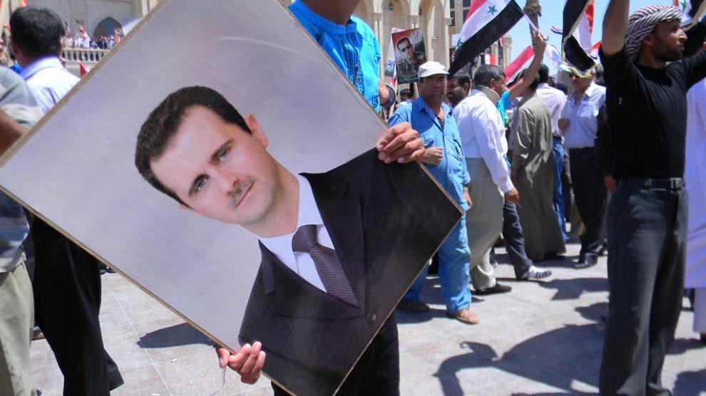 assad siria