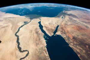 Nilo Sinai Mar Rosso Mar Morto